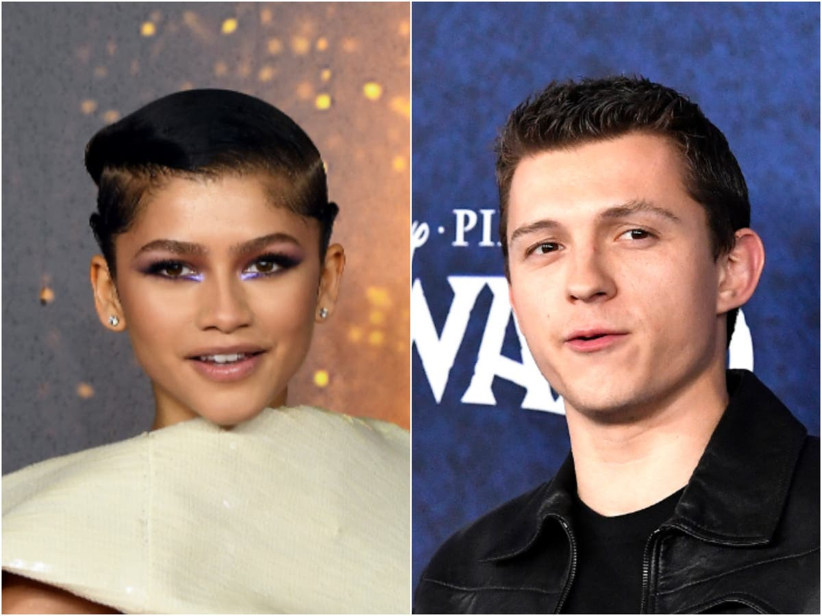Zendaya causes fan excitement with response to Tom Holland's 'heart eyes' post