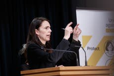 Jacinda Ardern blames rule-breakers as New Zealand sees record rise in Covid cases