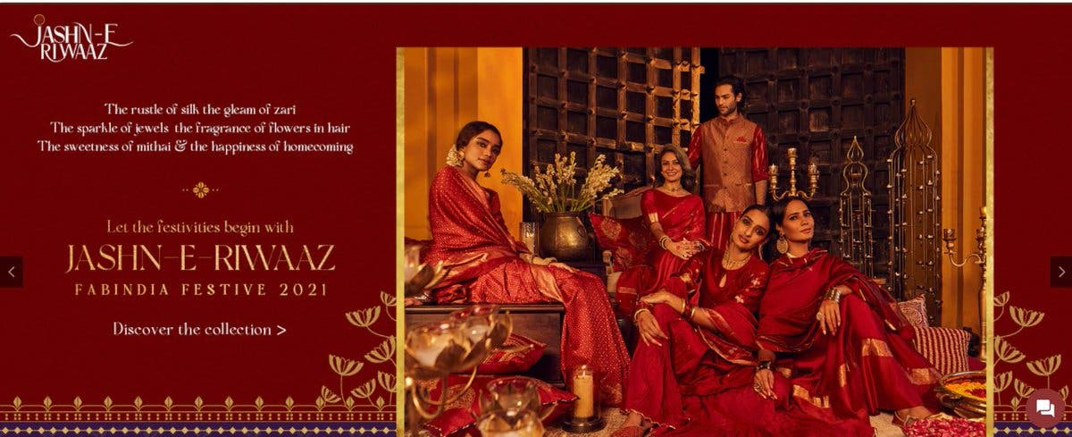 Right wing groups force Indian clothing brand to pull advert