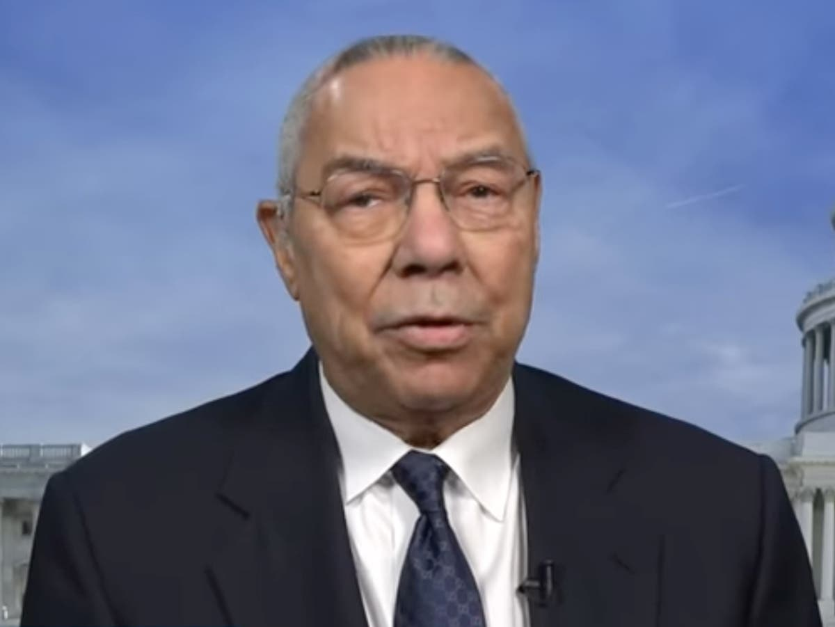 Colin Powell blasted Trump's 'awful' January 6 coup in last ever interview