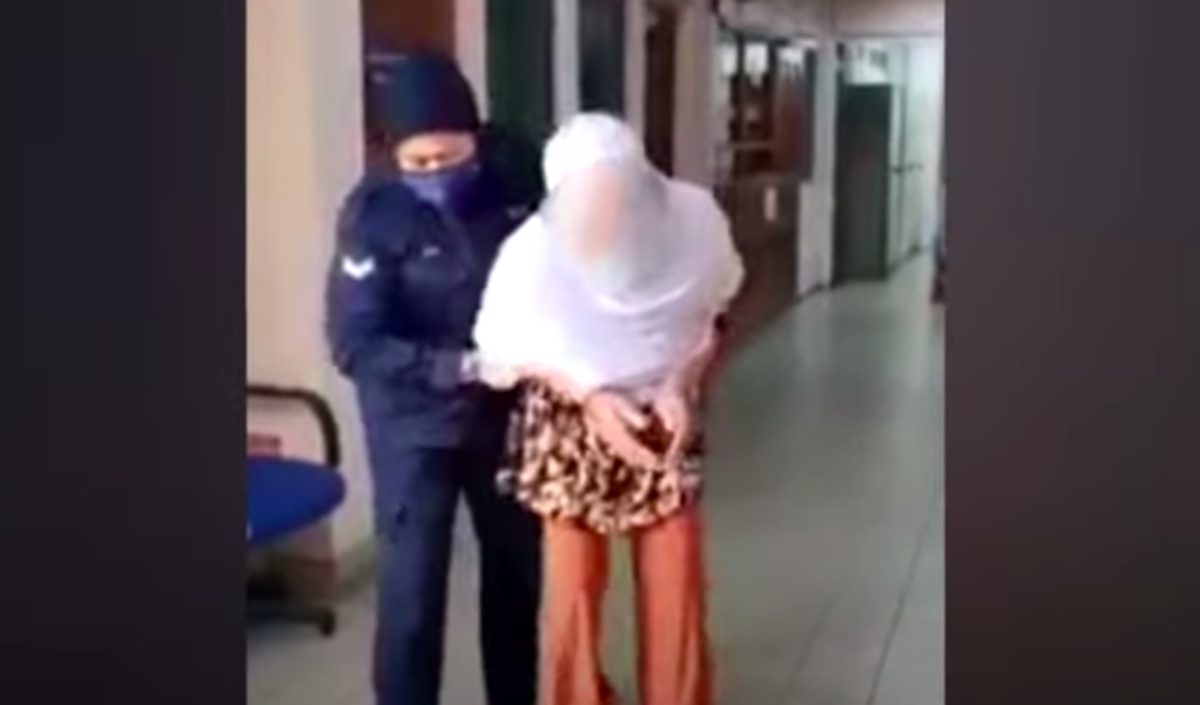Video of single mother sentenced to death ignites fierce debate on women's rights