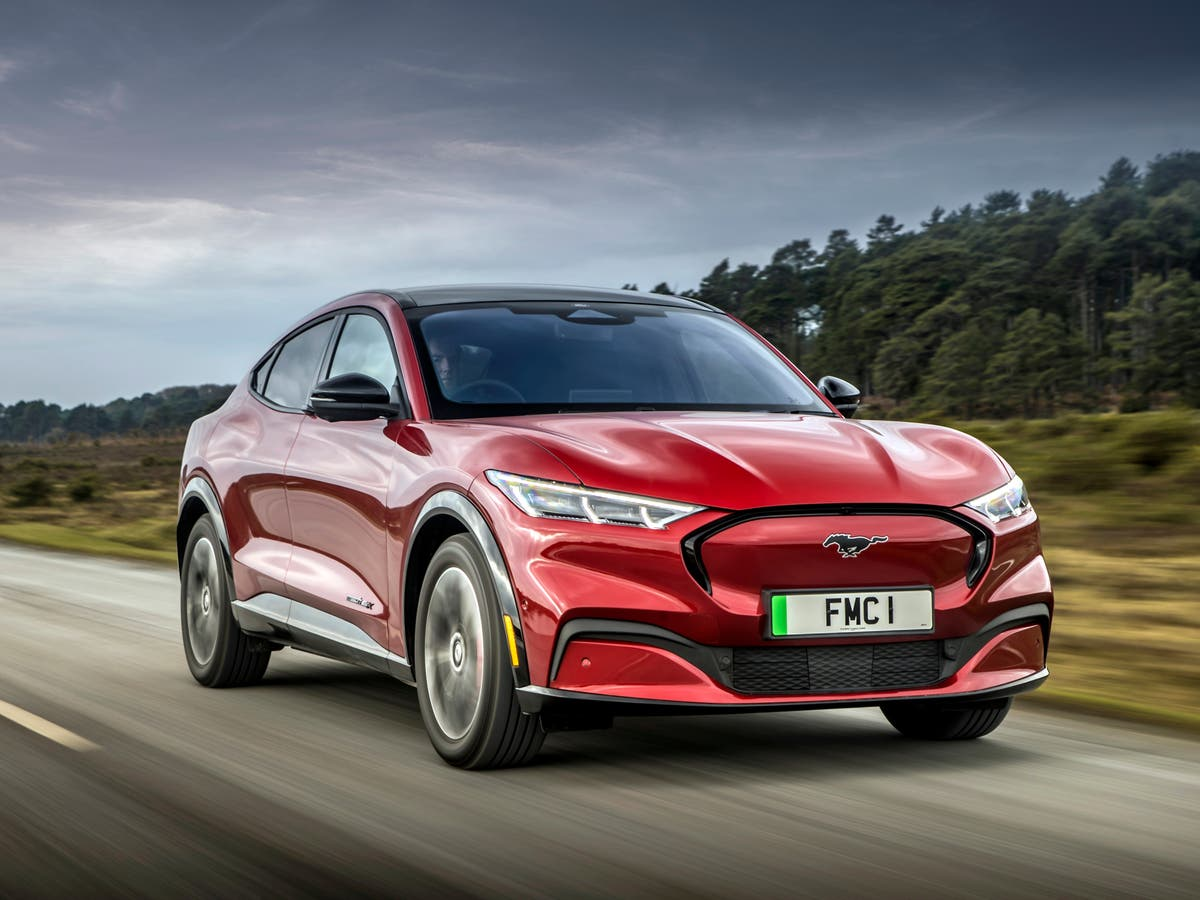 Car review: The Ford Mustang Mach-E sits firmly in the middle of the road
