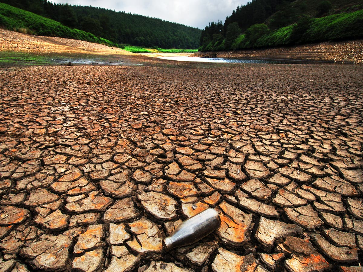 Water shortage presents 'existential' threat to UK, 政府は警告した