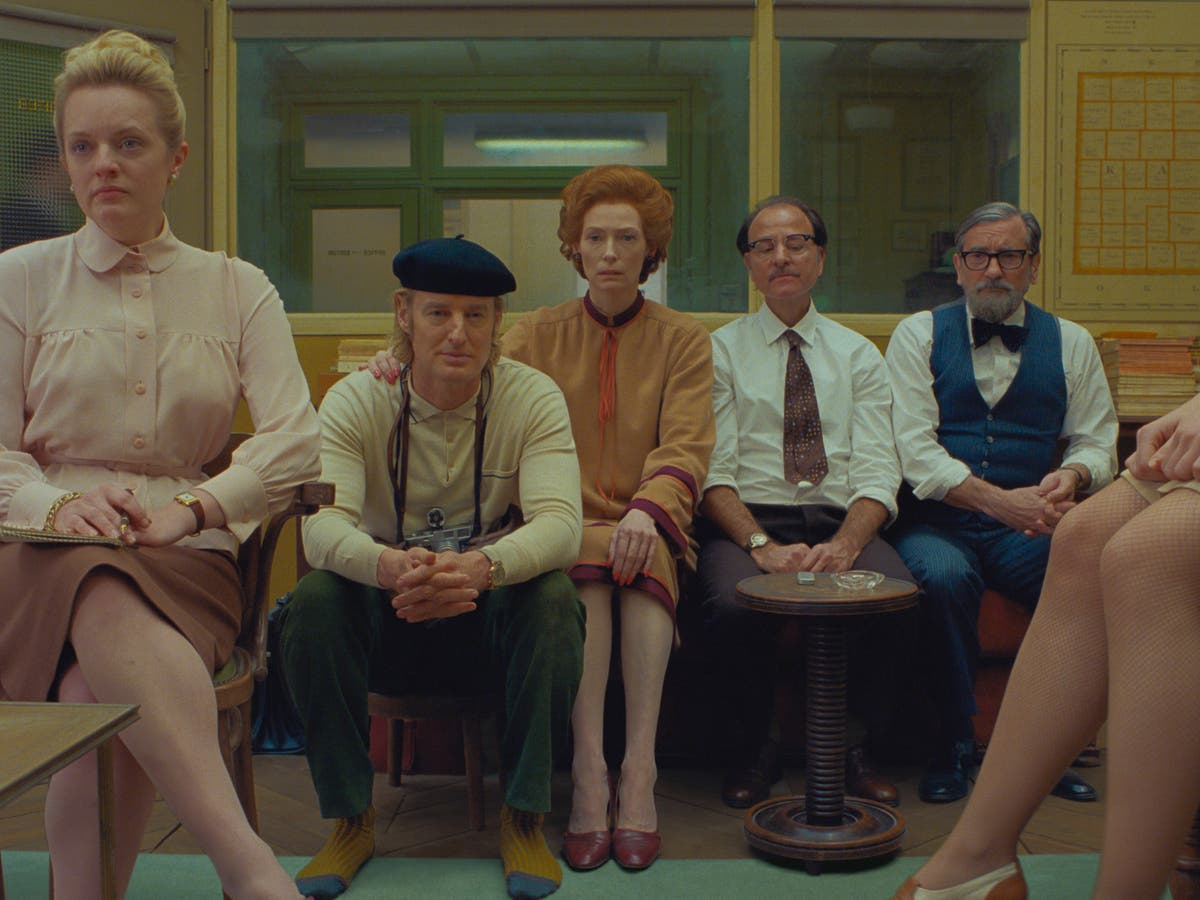 'It's almost like The Beano': Tilda Swinton and Wes Anderson on The French Dispatch