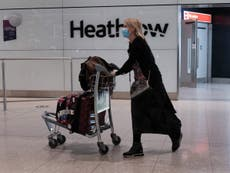 Heathrow has lost £136 per passenger so far this year – but hopes for a recovery