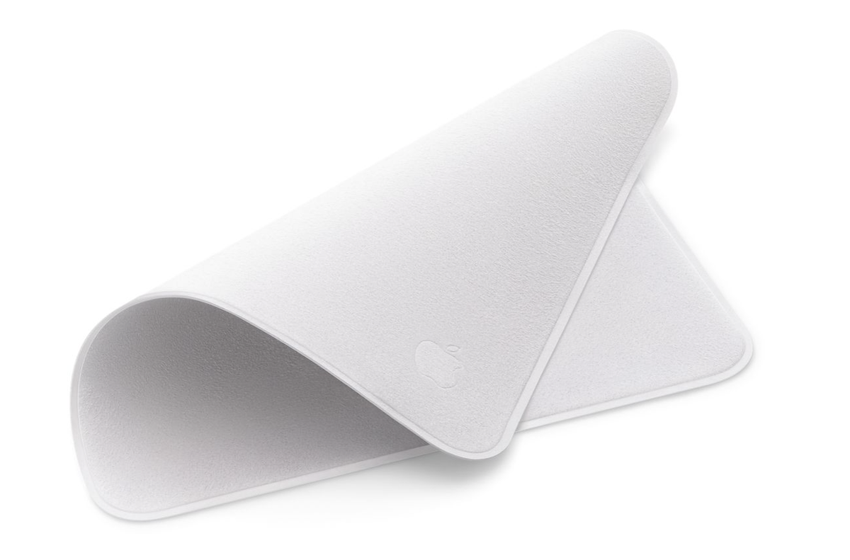 Apple launches special polishing cloth to clean your computer or iPhone