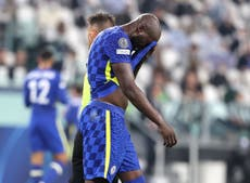 'Overplayed' Romelu Lukaku feeling impact of packed schedule, Thomas Tuchel claims