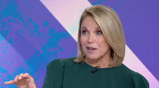 Katie Couric defends censoring RBG interview comments