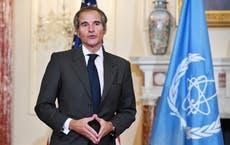 UN atomic agency head to visit Iran as nuke talks uncertain