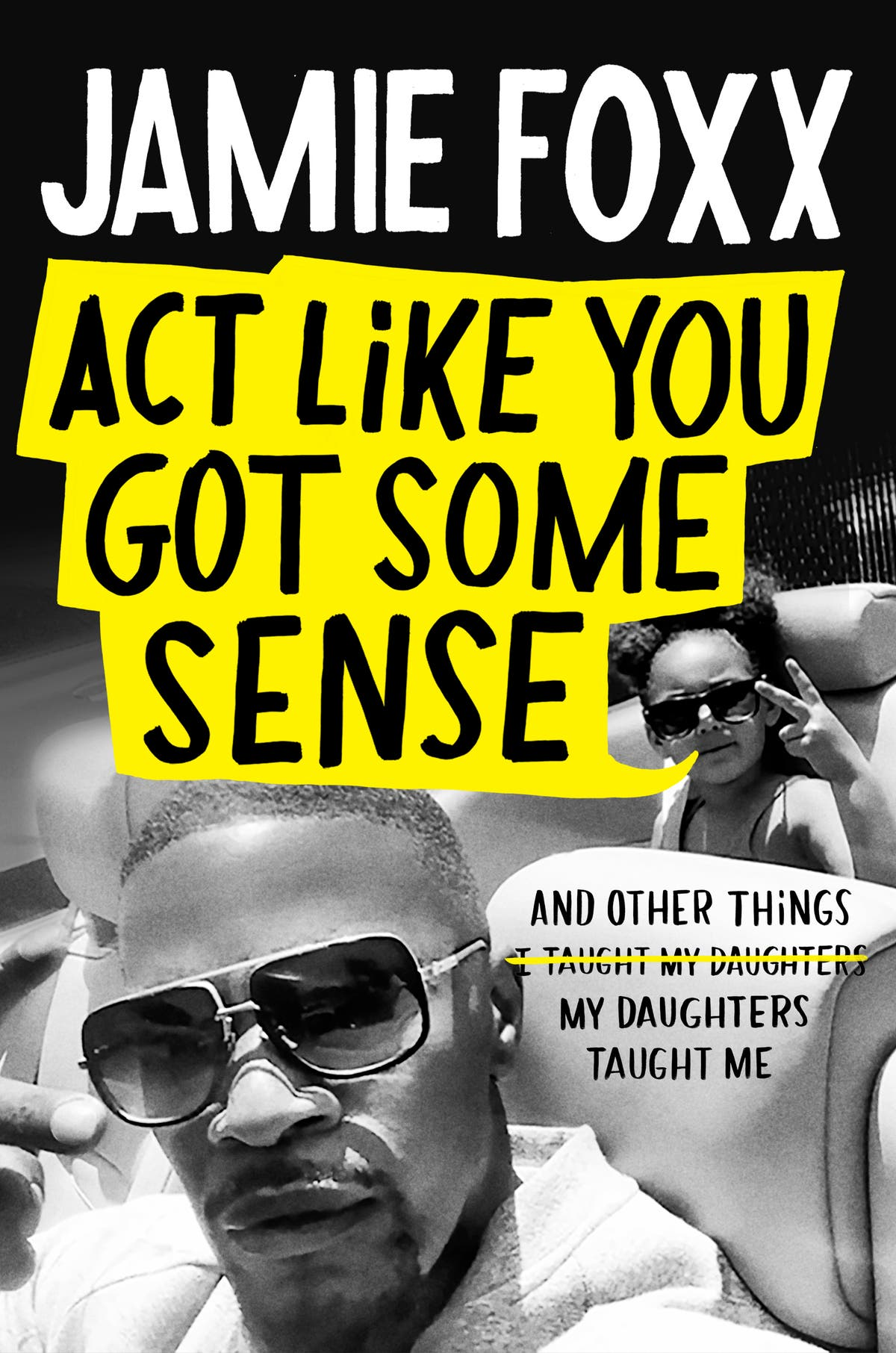 Jamie Foxx shares parenting lessons and stories in new book
