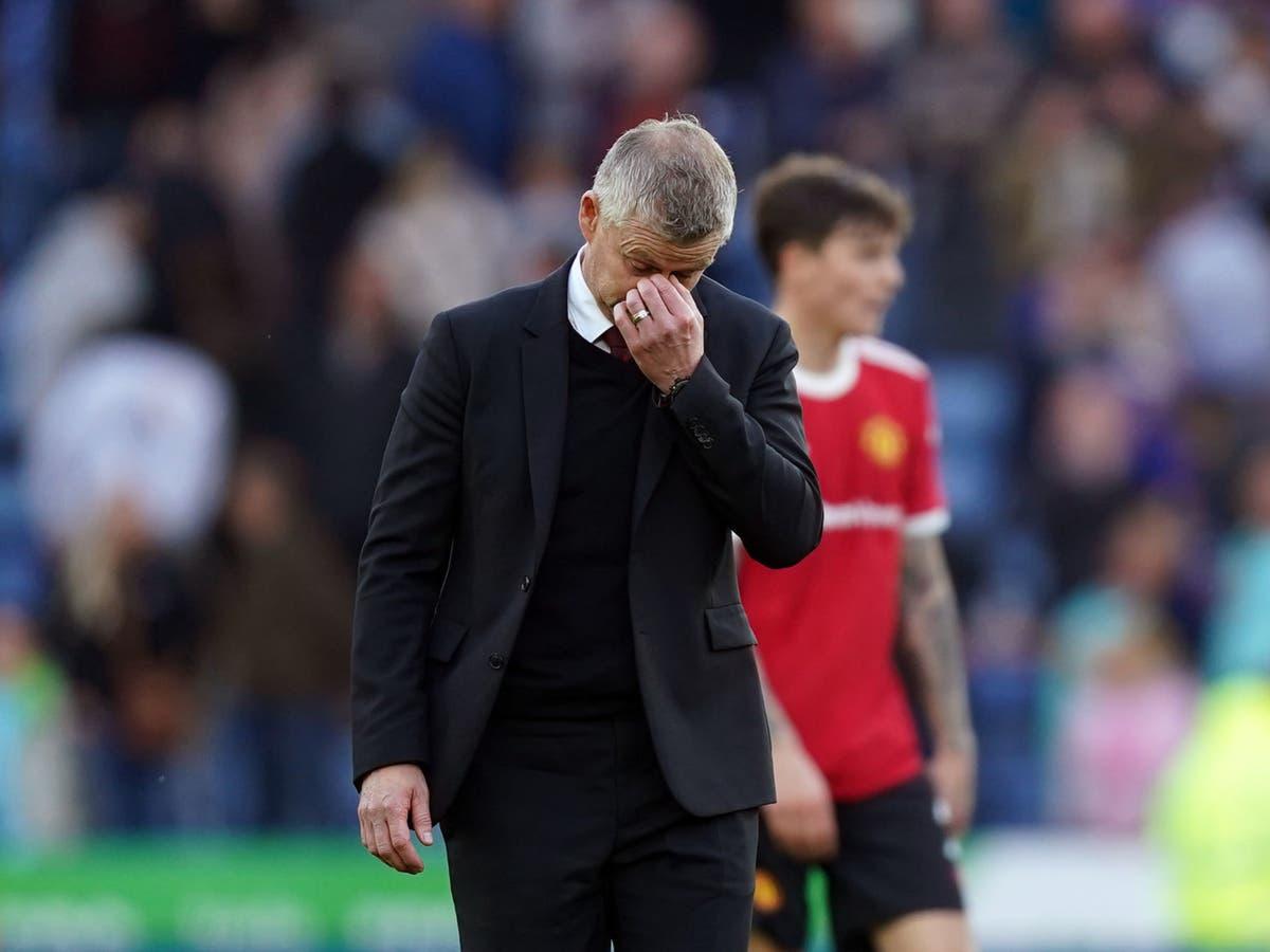 Ole Gunnar Solskjaer acknowledges pressure but highlights 'progress' at Man Utd