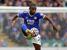 Ricardo Pereira admits Leicester's clash with Spartak Moscow is must-win