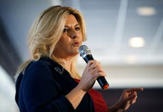 GOP firebrand Michele Fiore enters Nevada governor's race