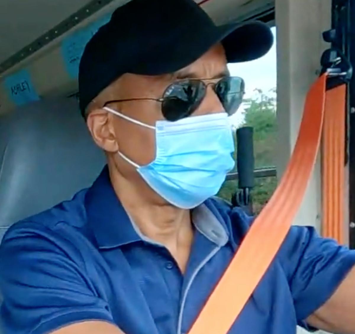Former top FBI official starts new job driving a school bus