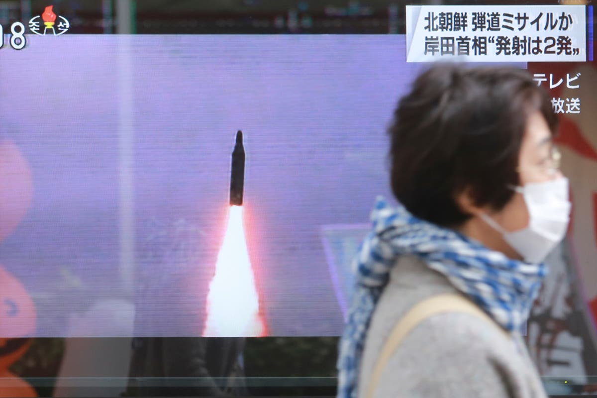 N Korea confirms missile test designed for submarine launch