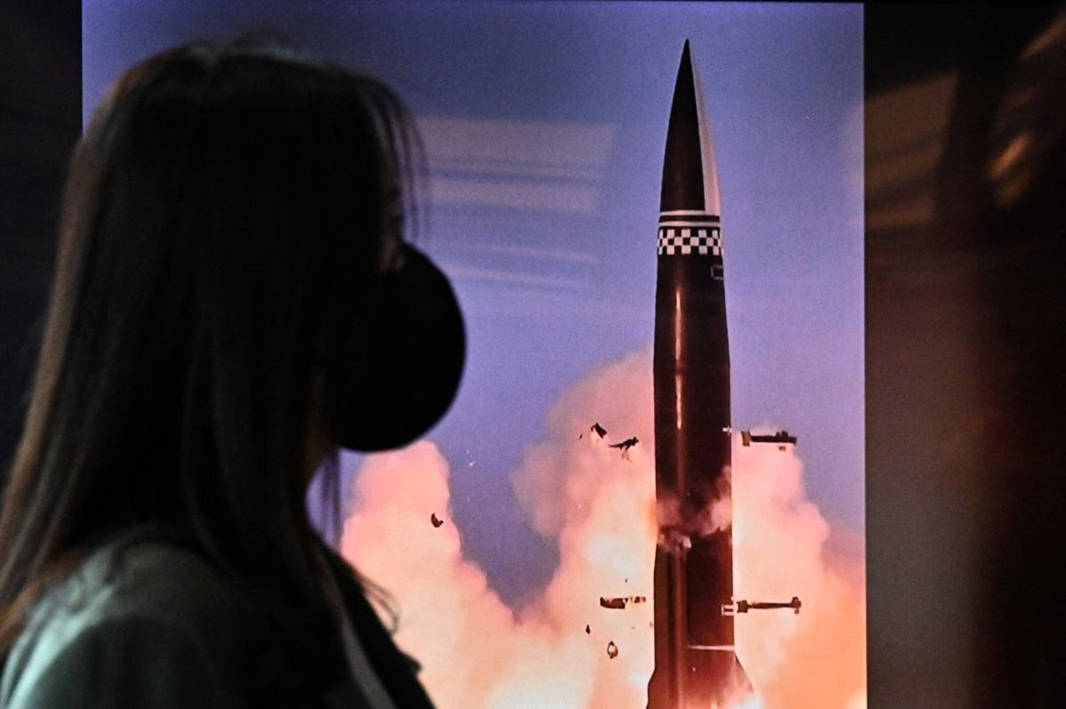 North Korea says it test-fired ballistic missile from submarine