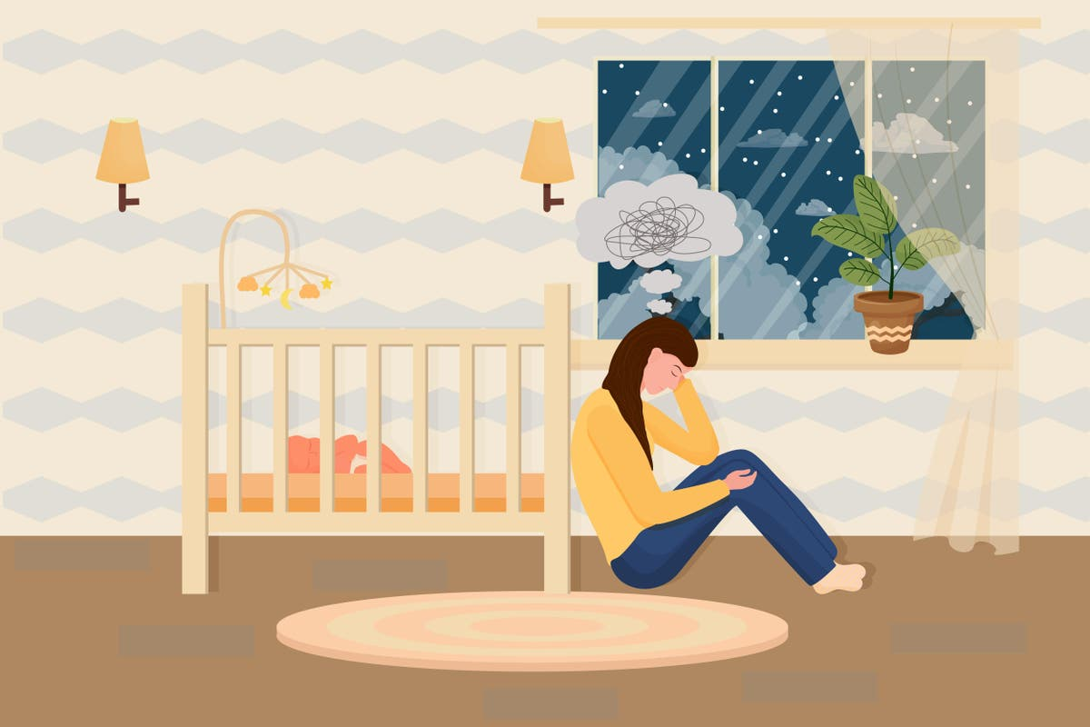 Exactly how bad is long-term sleep deprivation for the health of new parents?