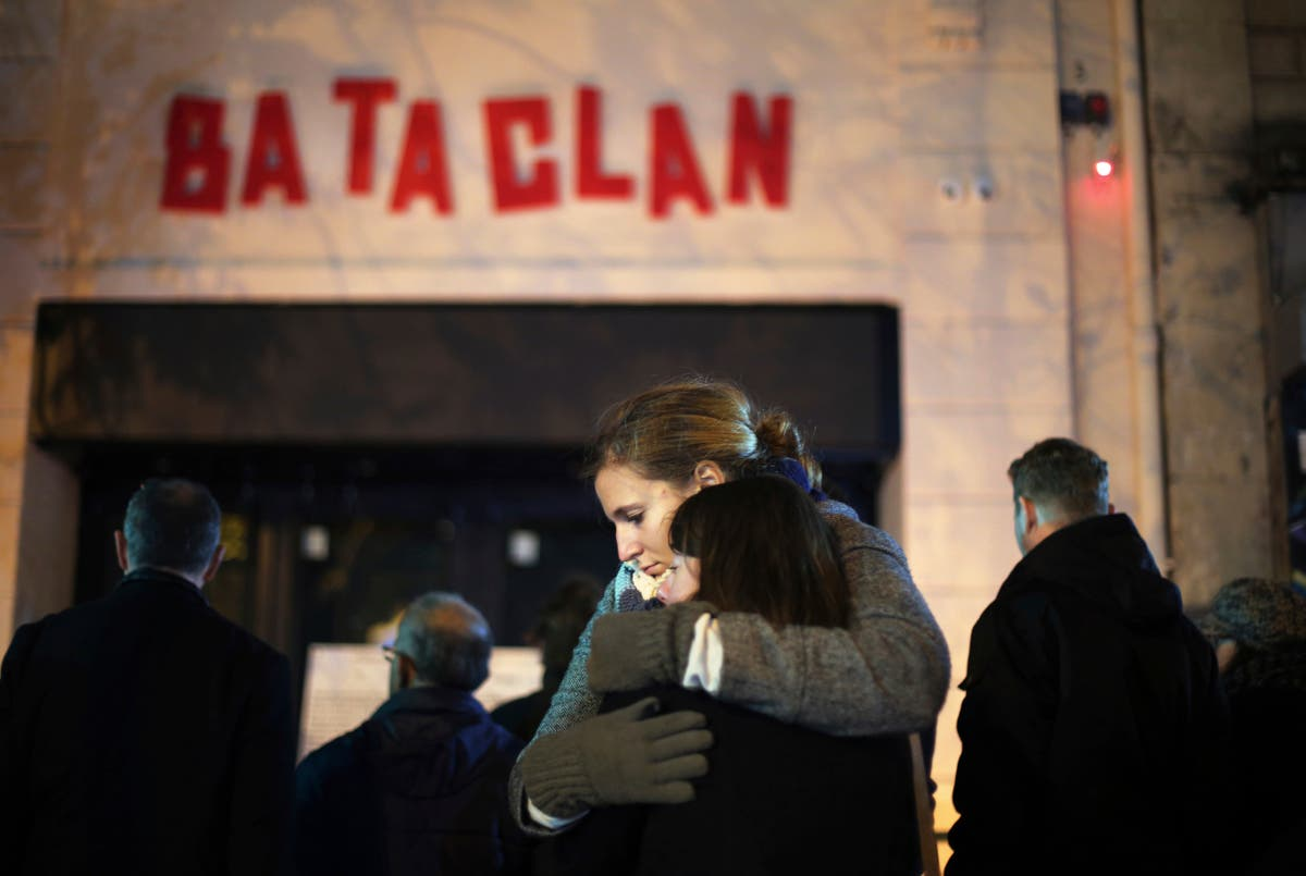 They survived Paris terror attack to face agony, doubt