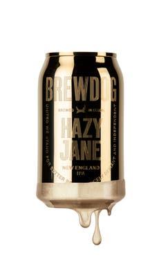 Brewdog's solid gold beer cans ads were misleading, cão de guarda diz