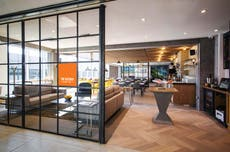 EasyJet unveils first airport lounge at Gatwick
