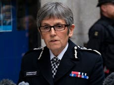 Sarah Everard murder: Plain clothes officers to video call into stations when stopping women, says Metropolitan Police chief