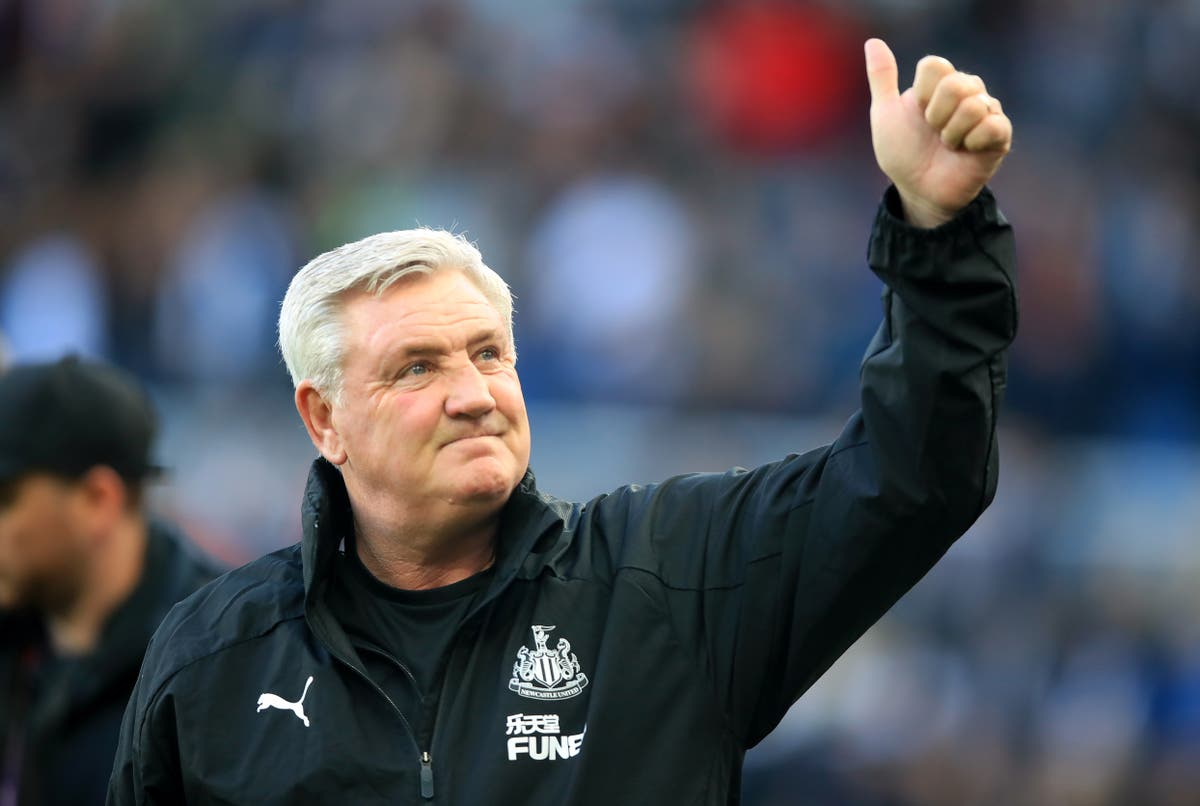 Steve Bruce was on borrowed time ever since Newcastle takeover