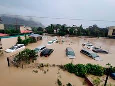 死亡人数上升至 46 in floods in Himalayan state
