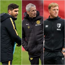 Who are the contenders to replace Steve Bruce at Newcastle?