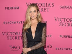 Former Victoria's Secret model says she was diagnosed with PTSD after walking in show