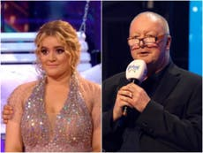 Strictly star Tilly Ramsay reacts after LBC host calls her 'chubby' on air