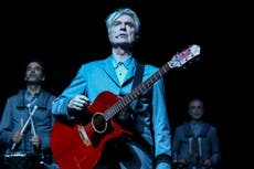 David Byrne says audiences seem 'thrilled' to be in theater