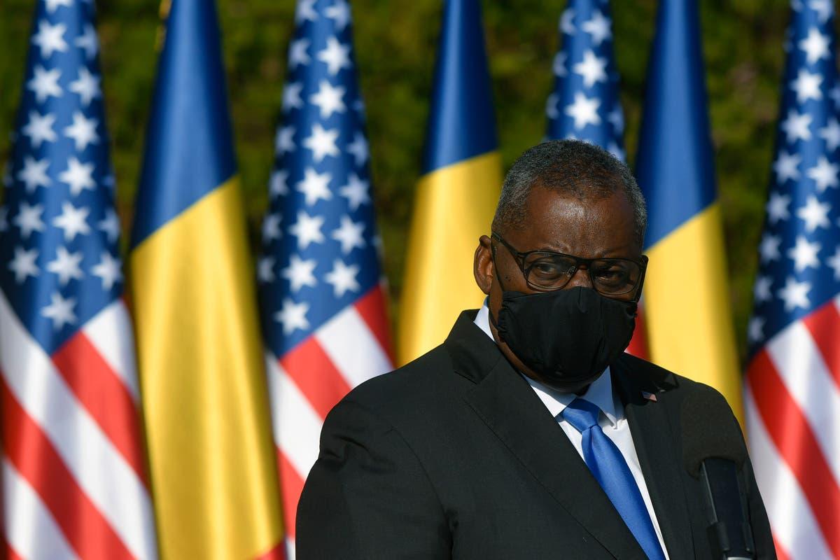 OSS. Defense Secretary visits Romania amid Black Sea tour