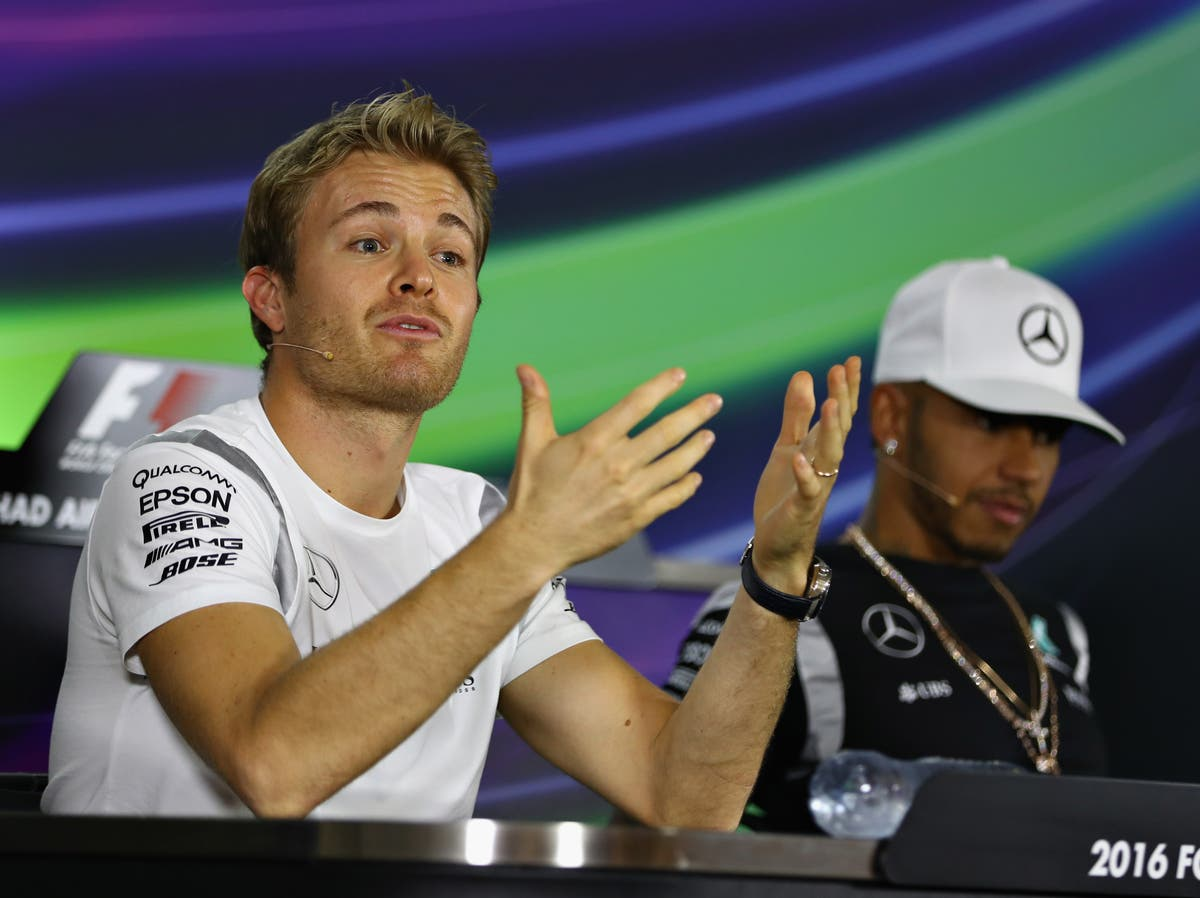 Nico Rosberg gives Max Verstappen advice on how to beat Lewis Hamilton