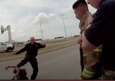 Paramedic and MMA fighter is accused of attack on homeless man