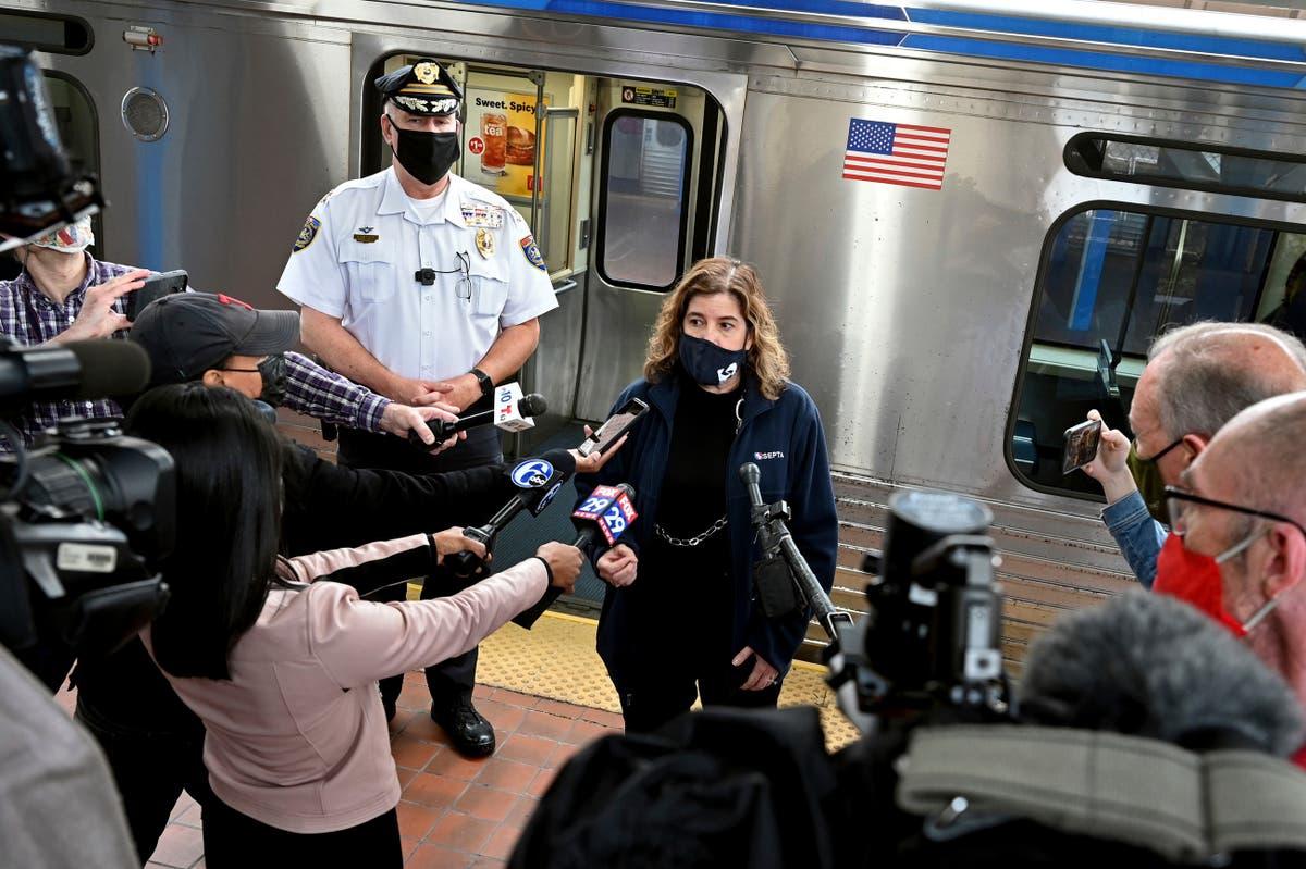 Prosecutor denies claims Philadelphia train passengers recorded alleged rape