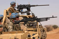 British troops shoot dead Isis jihadis in Mali