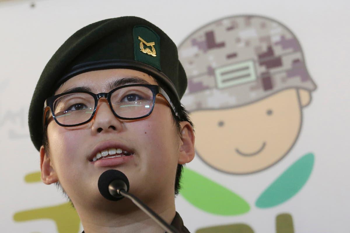 S Korea blocks army from appealing transgender soldier case