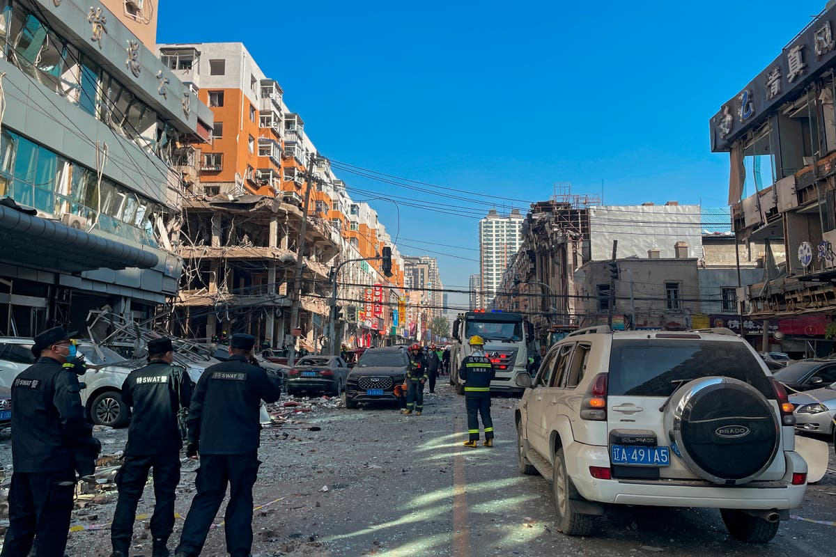 At least 3 dead in apparent gas explosion in north China