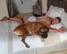 Conor McGregor 'heartbroken' after dog and 'closest companion' Hugo dies