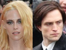 Kristen Stewart responds to fans casting her as the Joker opposite Robert Pattinson