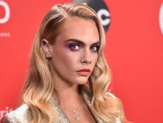 Cara Delevingne's dad reveals unlikely inspiration behind her name