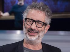 David Baddiel condemns anti-vaxxers for comparing vaccine to Nazi medical experiments