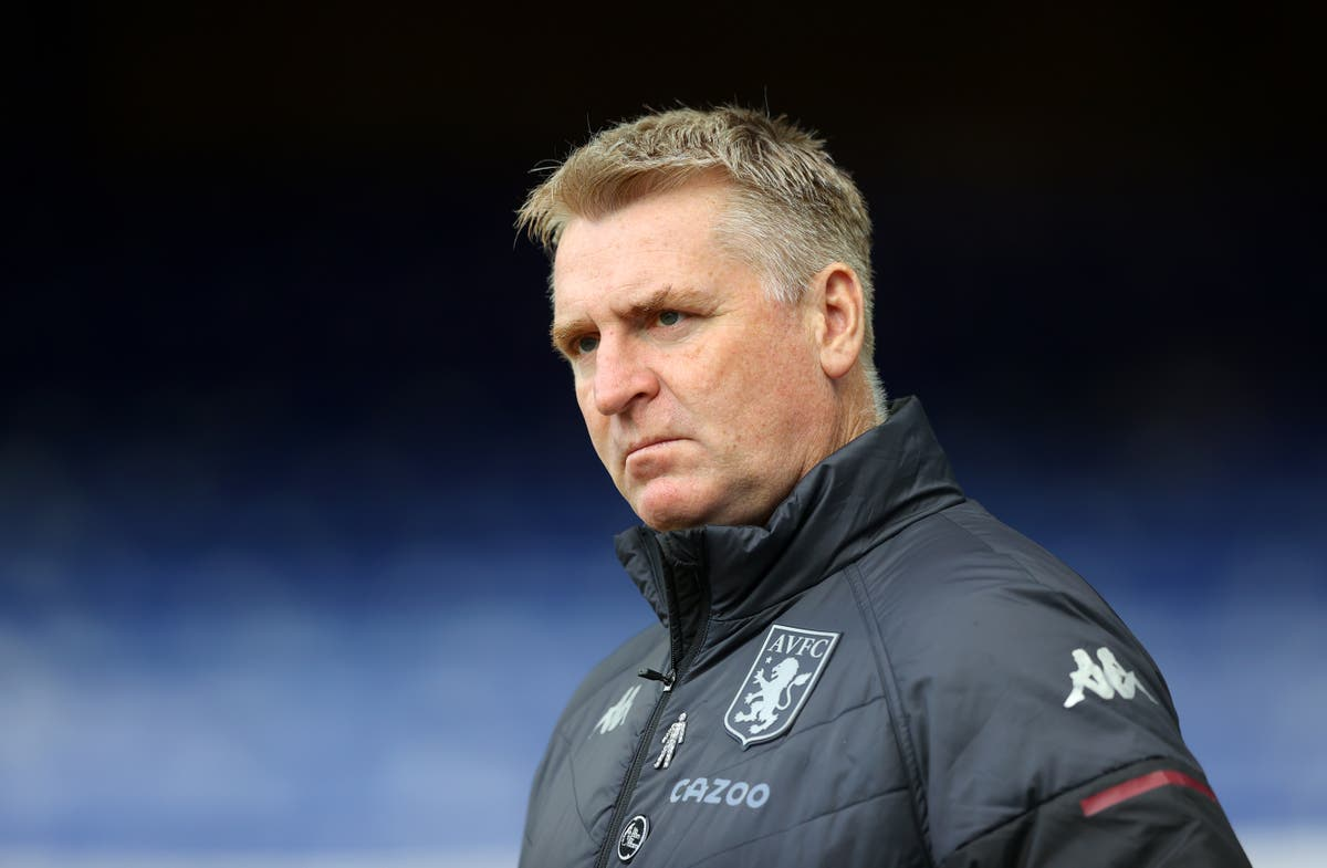 Dean Smith plotting to end unbeaten Arsenal run as Aston Villa look to bounce back