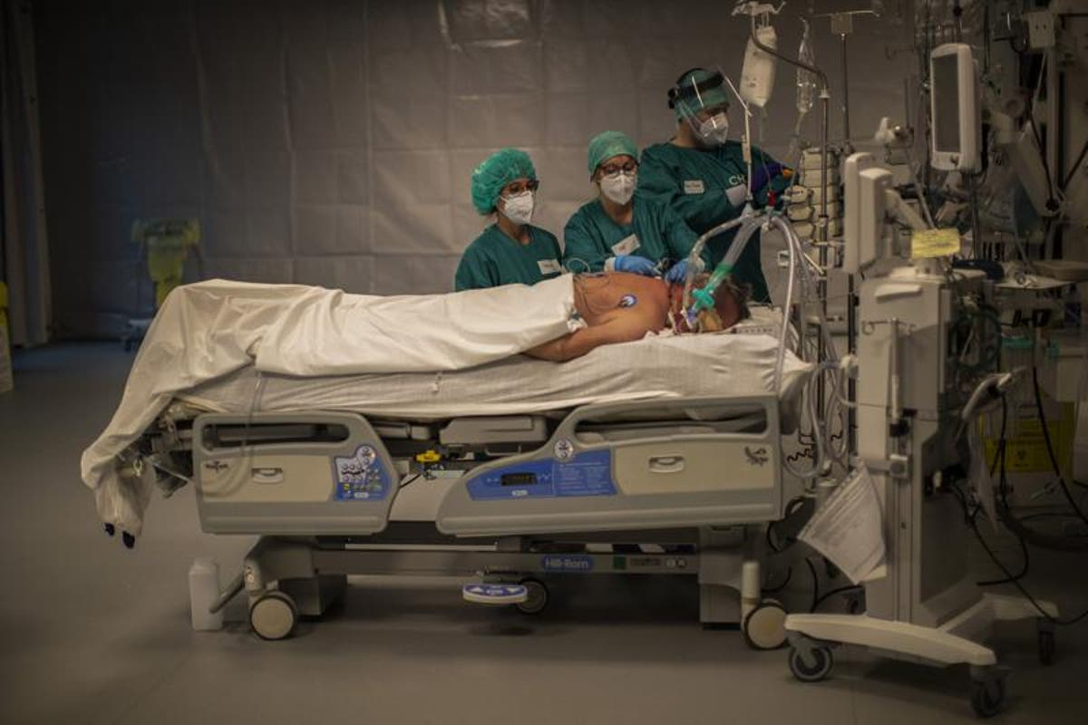 Belgium in grip of 'fourth wave' as Covid cases and deaths surge