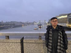 Young Hong Kong nationals who fled police brutality 'languishing' in UK asylum system