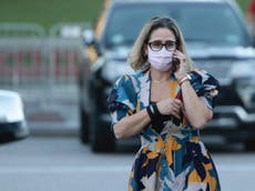 Police will charge Sinema protesters who followed her into bathroom