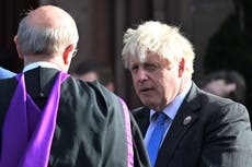 Boris Johnson blames people not getting booster jabs for slow rollout