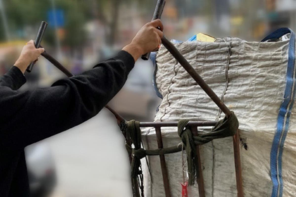 The worst-off of Istanbul: Pakistani and Afghan waste paper collectors