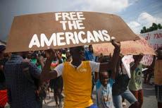 Haiti gang leader threatens to kill kidnapped US missionaries