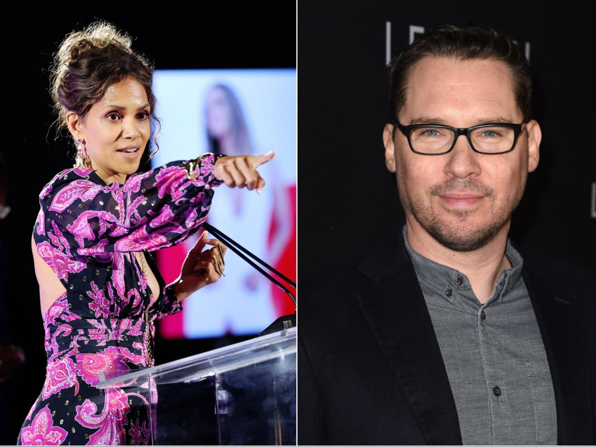 Halle Berry told X-Men director Bryan Singer to 'kiss my Black ass'